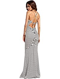 Vestidos Maxi Dress Ropa De Moda Para Mujer De Fiesta Blancos Casuales Largos Sexy y Noche Elegantes VE0042