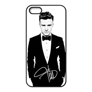 iPhone 6 Case, Tough Armor [Drop Protection] Thick Interior [Scratch Resistant] -Fit [Non-Slip] Hard Case iPhone 6(4.7-inch),with Justin Timberlake Print