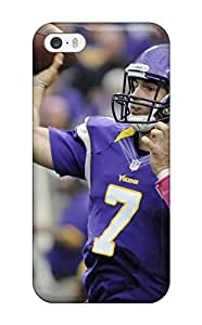 Unique Muriel Alaa Malaih's Shop minnesota vikings NFL Sports & Colleges newest iPhone 5/5s cases by ruishername