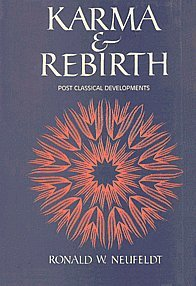 Karma and Rebirth; Post Classical Development