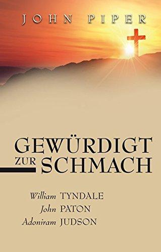 Gewürdigt zur Schmach von Christoph Grunwald