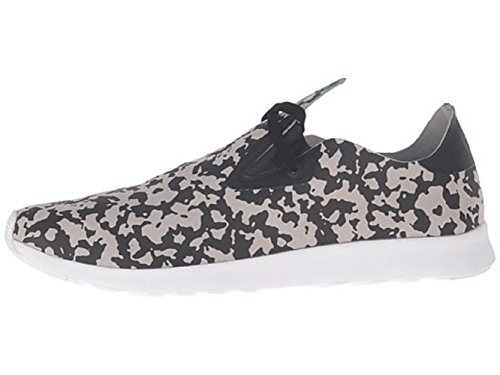 Native Camo Fashion Grey Blot White Unisex Jiffy Pigeon Moc Apollo Shell Sneaker Black 7rW7gZfqHt