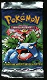 Pokemon GERMAN 1st Edition Basic Booster Pack (11 cards)