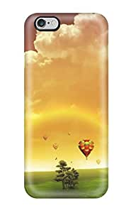 Hot Desktop First Grade Tpu Phone Case For Iphone 6 Plus Case Cover(3D PC Soft Case)