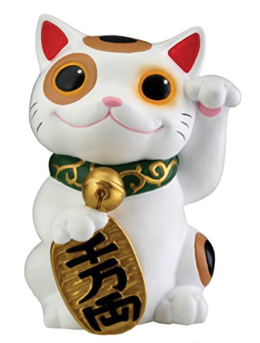 Maneki Money Chinese Japanese Statue