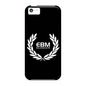Top Quality Protection Ebm Bunker Case Cover For Iphone 5c