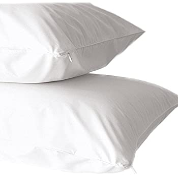 Amazon MASTERTEX 40% Cotton Pillow Protector 40 Thread Adorable Allergy Pillow Covers Ratings