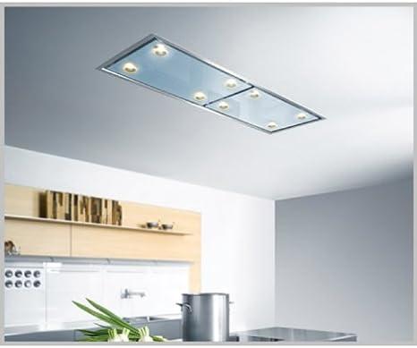 Gutmann techo dispositivo Campo II 05 EM B/interno 960 mm Acero Inoxidable incl. De 5 años de garantía: Amazon.es: Hogar