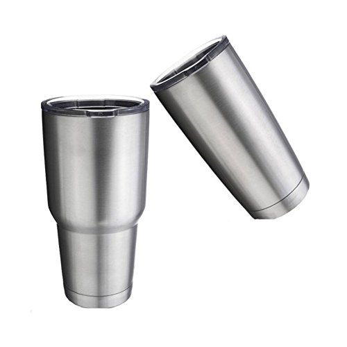 Bilayer Stainless Steel Insulation Cup 20OZ 30OZ Cups Cars Beer Mug
