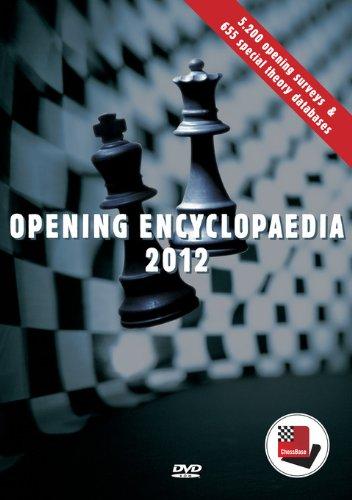 Eröffnungslexikon 2012: Die Schacheröffnungstheorie auf DVD