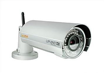 Lupus Electronics LE933 Plus WLAN Cámara de seguridad IP Exterior Bala Blanco 1920 x 1080Pixeles -