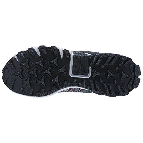 Reebok Damen Trailgrip RS 5.0 Wanderschuhe Plateado (Alloy / Nctrnl Grey / Cld Gry / Psn Pnk / Smky B)