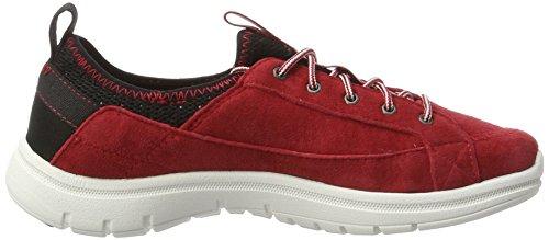 Red Zapatillas Swain para Rojo Regal Mujer Caterpillar Womens z50T4qx