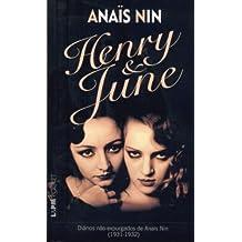 Henry e June - Coleção L&PM Pocket: 613