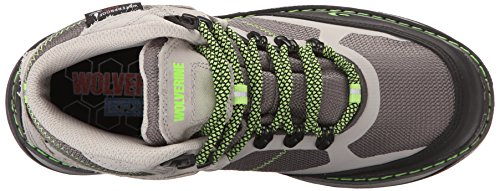 Boot Edge Women's Lime FX Wolverine Grey Work I5F7SxqxwC