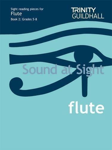 Download Sound at Sight Flute Book 2: Grades 5-8: Sample Sight Reading Tests for Trinity Guildhall Examinations (Sound at Sight Sample Sightrea) by Rae, J. (2007) pdf epub