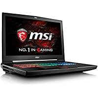 MSI VR Ready GT73VR Titan SLI-058 17.3 Extreme Gaming Laptop Dual Geforce GTX 1070 [SLI] i7-6820HK 64GB 512GB SSD + 1TB Win 10
