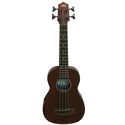 Used, Kala KA-UBASS-RUMBL-FS Mahogany Rumbler U-Bass with for sale  Delivered anywhere in USA