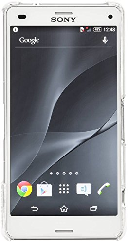Clear Barely There Xperia Z3 Compact Phone Case by Case-Mate