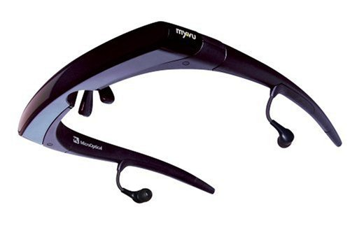 Myvu Personal Media Viewer Solo Plus Edition (MA-0495) by Myvu