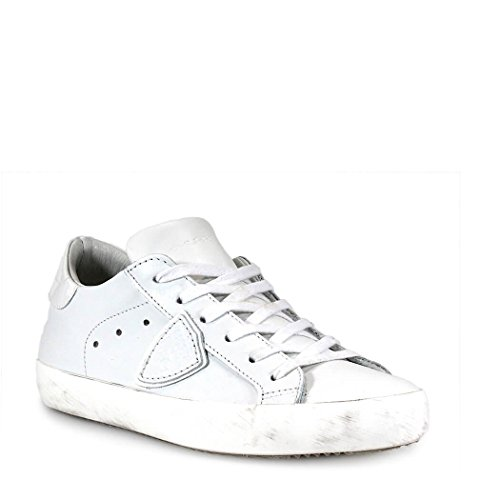 Philippe Model , Damen Sneaker weiß weiß