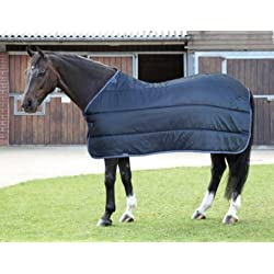 Shires WarmaRug 100 Turnout Rug Liner, Black - 54