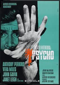 Cover Art for Psycho