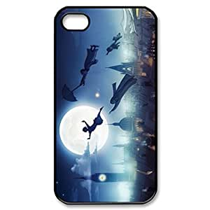 SUUER Fashion Peter Pan Custom TPU RUBBER CASE for iPhone 5 5s Durable Case Cover