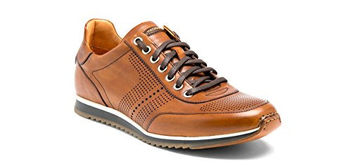 Magnanni Pueblo Cognac Men's Fashion Sneakers
