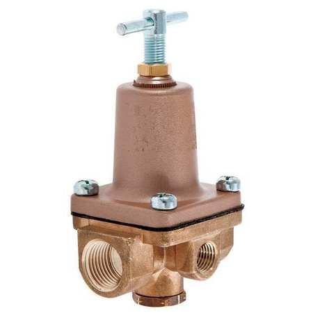 Pressure Regulator, 1/2 In, 3 to 50 psi by Watts (Image #1)