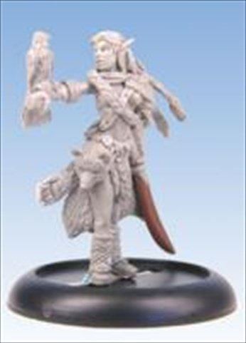 Miniature of Grim Reaper miniature 60064 Pathfinder series Nature Warden