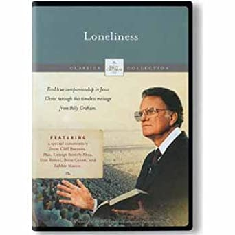 Amazon com: Loneliness Billy Graham Collection NEW Christian