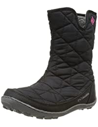 Columbia Girls' Minx Slip Omni-Heat Waterproof Winter Boot