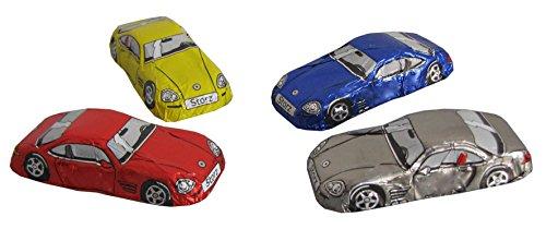Storz Chocolate Sports Car Assortment Candy 120 pcs per box, 0.44 Ounce -