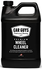 Wheel Cleaner 1 Gallon Bulk
