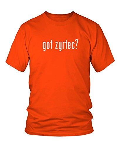 got-zyrtec-mens-adult-short-sleeve-t-shirt-orange-large