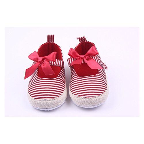 La panoplie Des Petits, Baby Babyschuhe - Lauflernschuhe  Rot rot 6 Monate