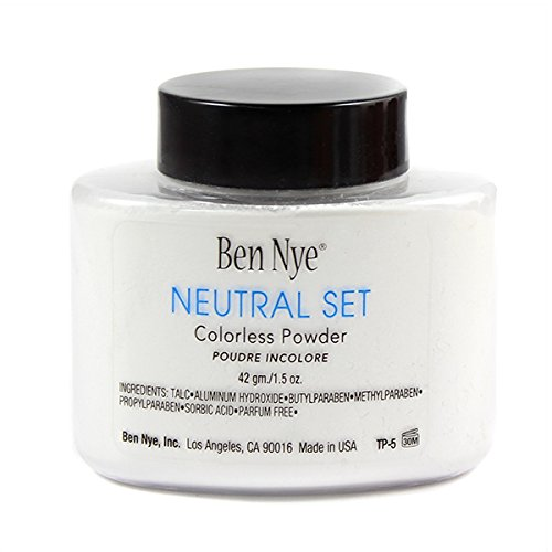 Ben Nye Neutral Set Setting Powder TP-5