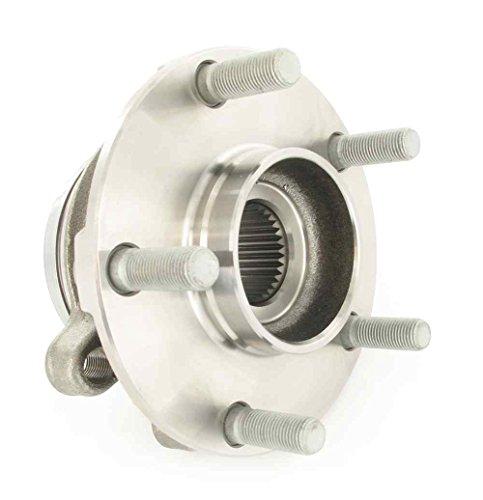 (SKF BR930745 Wheel Bearing and Hub Assembly)