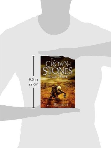 The Crown of Stones: Magic-Price: Amazon.es: Schneider, C. L., Dingman, Alan: Libros en idiomas extranjeros