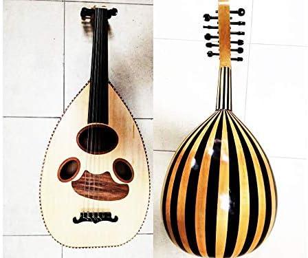 Árabe Oud de instrumento de cuerda nueva.: Amazon.es: Instrumentos ...