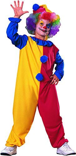 [Haunted House Child's Clown Costume, Medium] (Boy Clown Costumes)