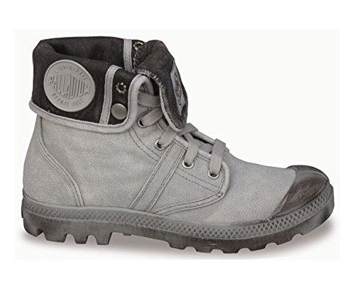 Palladium Women's Pallabrouse Baggy Chukka Boot - Vapor/Metal, 8 B(M) US (Harness Vapor)