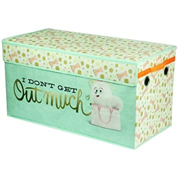 Beautiful Secret Life Of Pets Collapsible Storage Trunk, Girl