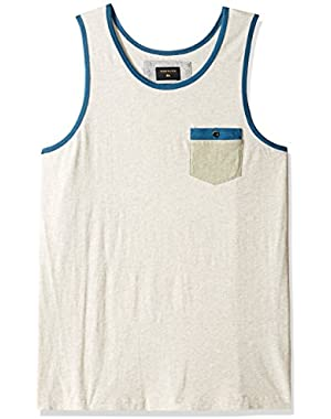 Men's Baysic Tank Knit Shirt