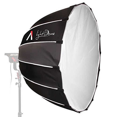 Aputure Light Dome 35'' Softbox with Bowen-S Speed Ring with Carrying Bag for Aputure Light Storm COB 120t and Other Bowen-S Mount Lights by Aputure