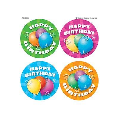 Birthday Wear Em Badges - Birthday Wear Em Badges [Set of 2]