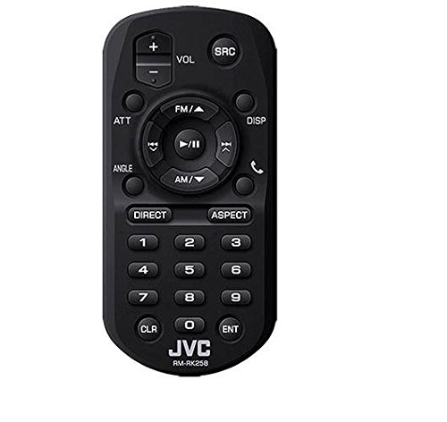 JVC RM-RK258 Wireless Remote Control for Select Multimedia R