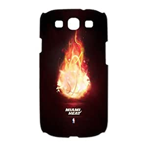 Custom Miami Heat Hard Back Cover Case for Samsung Galaxy S3 CL1070 by ruishernameMaris's Diary