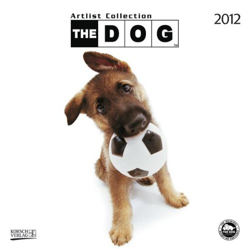 The Dog 2012. Artlist Collection. Broschürenkalender